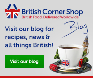 Visit our blog for recipes, news and all things British