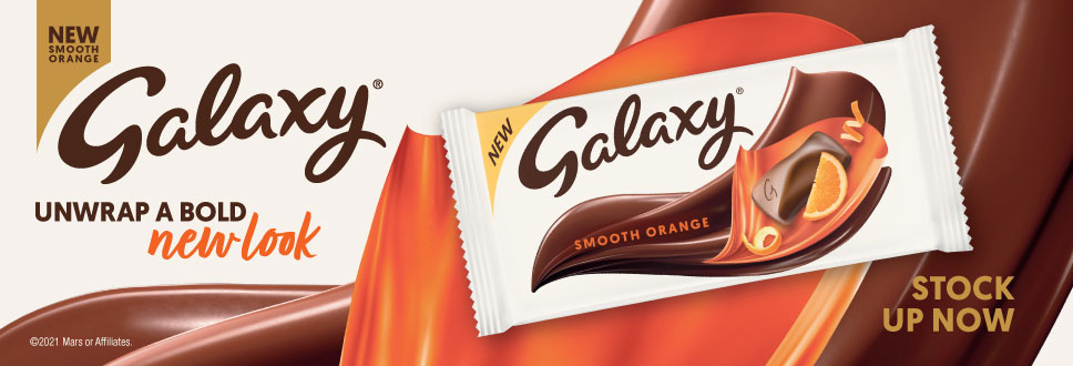 New Galaxy Orange