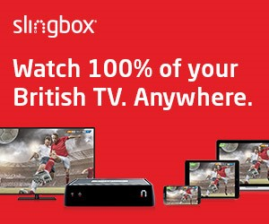 Watch 100% of your British TV. Anywhere.