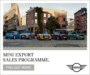 BMW Mini Export Sales Programme