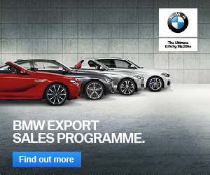 BMW Export Sales Programme