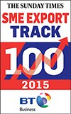 The Sunday Times SME Export Track 100 2015