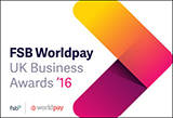 FSB Worldpay UK Business Awards 2016