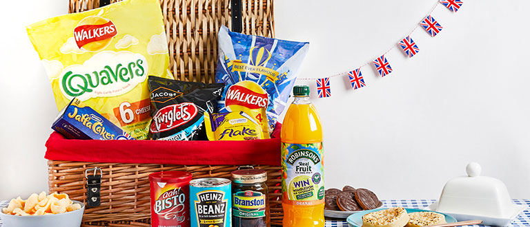 British Grocery Brands