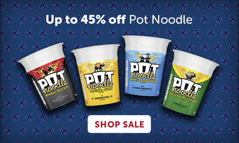 Pot Noodles