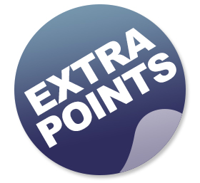 Image result for EXTRA POINTS
