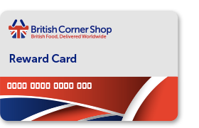 British Corner Shop Reward Points