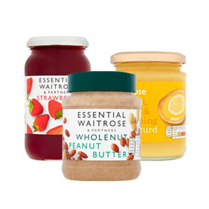 Browse Waitrose Spreads