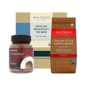 Browse Waitrose Hot Drinks