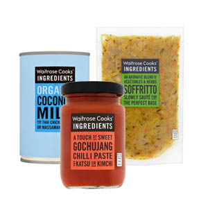 Browse Waitrose Sauces