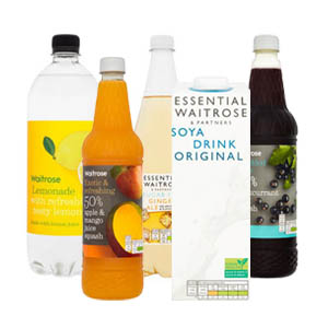 Browse Waitrose Cold Drinks