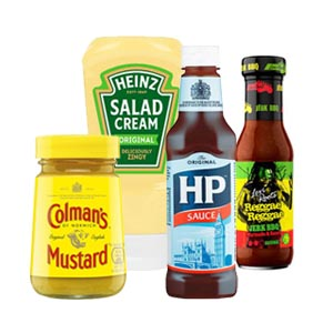 Browse Table Sauces