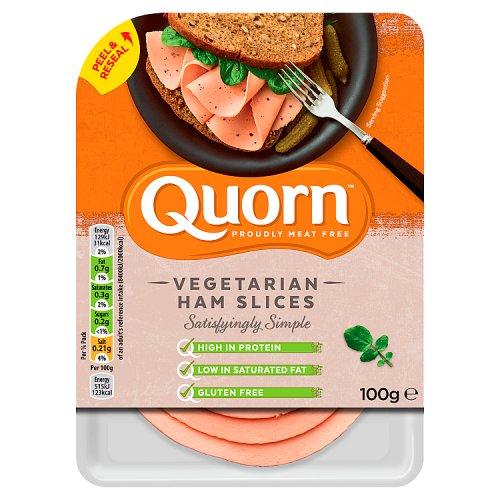 Quorn Deli Ham