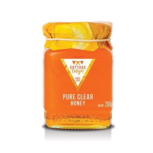 Cottage Delight Pure Clear Honey