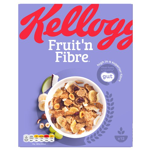 Kelloggs Fruit and Fibre