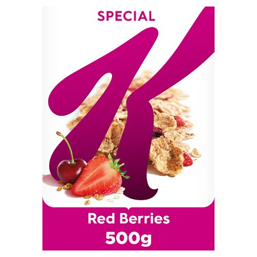 Kelloggs Special K Red Berries