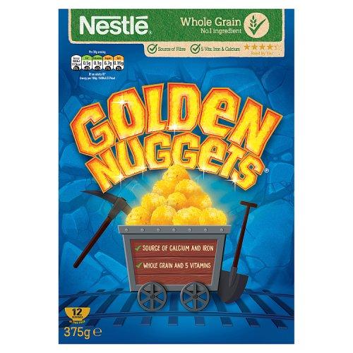 Nestle Golden Nuggets Childrens Cereal