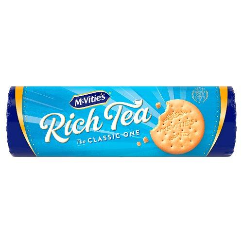 Mcvities Rich Tea Biscuits Biscuits Crackers