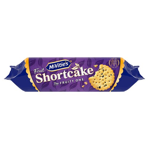 Mcvities Fruit Shortcake Biscuits Crackers