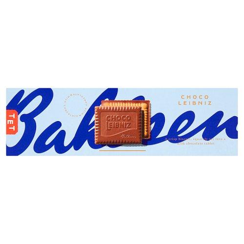 Bahlsen Milk Chocolate Leibniz