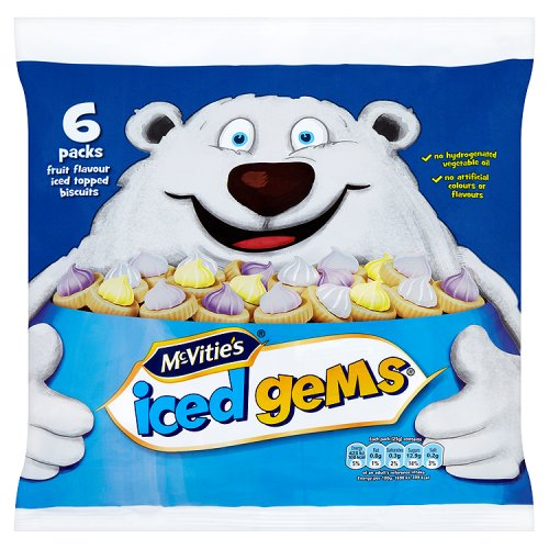 Jacobs Iced Gems 6 Pack