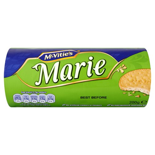 Mcvities Marie Biscuits
