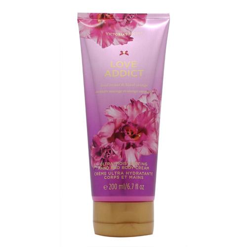 ceaf01df3e792 Victoria's Secret Love Addict Hand and Body Cream 200ml