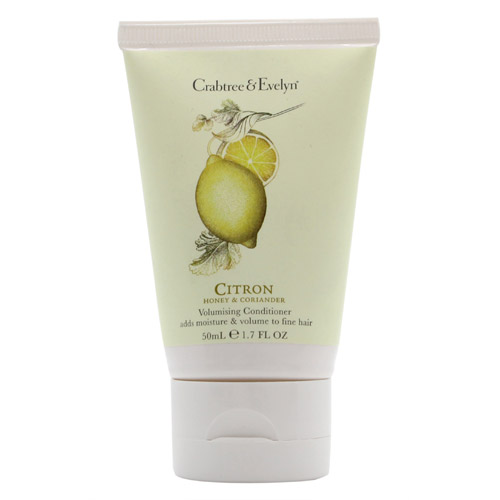 Crabtree & Evelyn Citron Honey & Coriander Conditioner 50ml