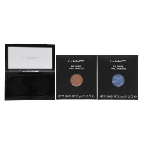 MAC Pro Palette Pro Colour Eyeshadow Set 2 x 1.3g Refill - All That Glitters + M