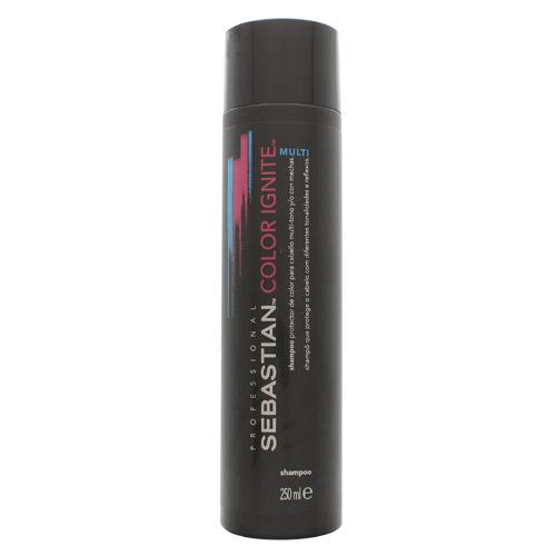 394a333c5e46 Sebastian Professional Color Ignite Multi Tone Shampoo 250ml (250g)