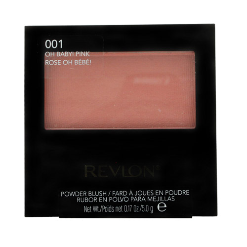 Revlon Powder Blush 5g - 001 Oh Baby Pink