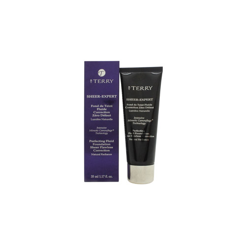 d0f640a1e2f3 By Terry Sheer Expert Perfecting Fluid Foundation 35ml - Peach Beige (35g)