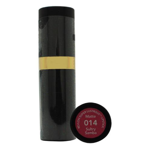 Revlon Super Lustrous Lipstick Matte 42g 14 Sultry Samba