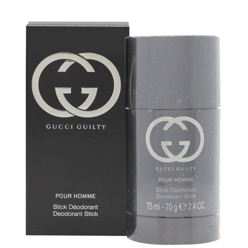 548fb5c6af6 Gucci Guilty Pour Homme Deodorant Stick 75ml (75g)