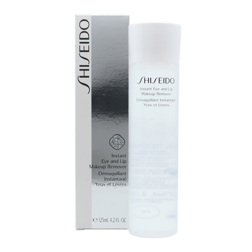 Shiseido The Skincare Instant Eye and Lip Makeup Remover 125ml