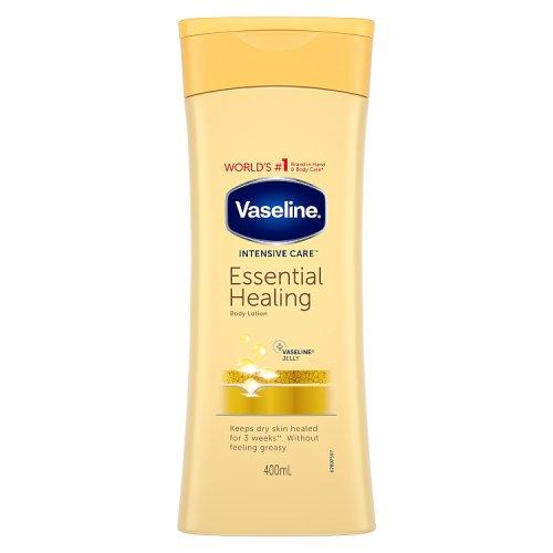 vaseline body lotion for dry skin