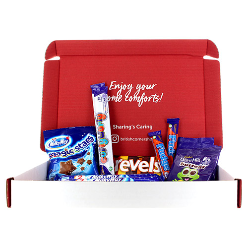 Brit Kit - Kids British Chocolate Selection - The Young Ones