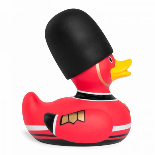 Deluxe Large Royal Guard Rubber Duck