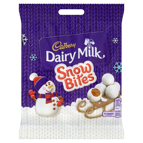 Image result for cadbury snow balls