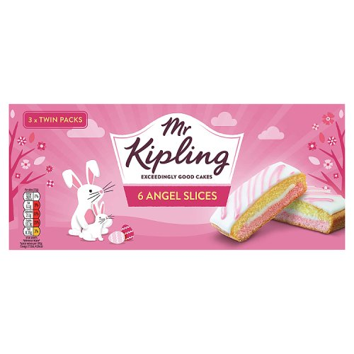 Mr Kipling Angel Slices 6 Pack