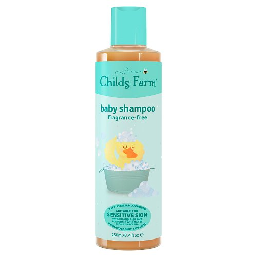 Childs Farm Unfragranced Baby Shampoo