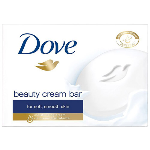 DO NOT USE Dove Cream Soap Bar 2 Pack