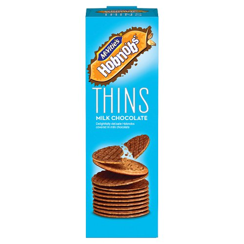 Mcvities Milk Chocolate Hobnob Thins