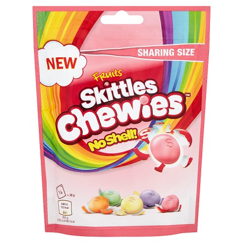 Skittles Chewies Sharing Pouch