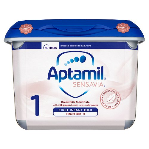Aptamil Sensavia 1 First Baby Milk Formula