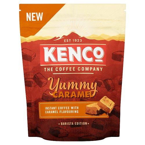 Kenco Yummy Caramel Flavoured Instant Coffee