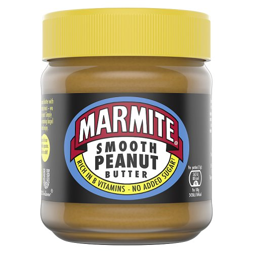 Marmite Smooth Peanut Butter