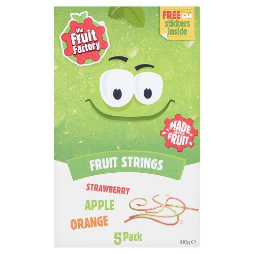 Fruit Factory Fruit Strings 5 Pack