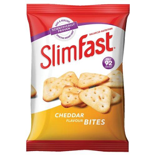 Slim Fast Cheddar Flavour Snack Bites