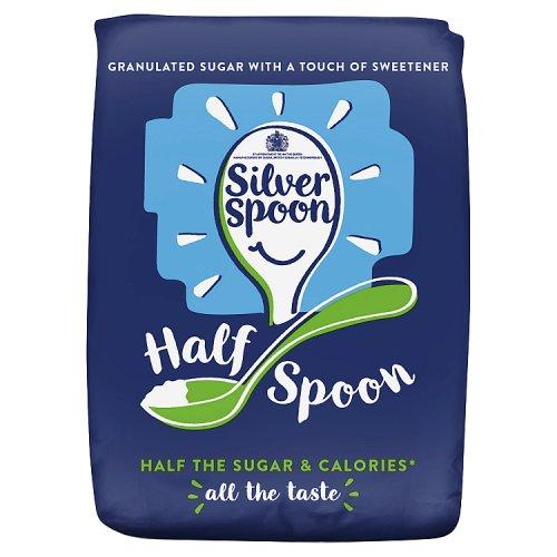 Silver Spoon Half Spoon Sugar